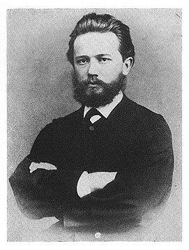 Piotr Ilitch TCHAIKOVSKY (1840-1893) condamné à