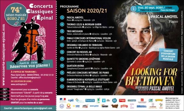 Concerts Classiques Epinal